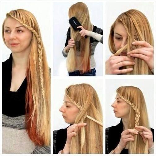 Awesome easy braided hairstyles tutorial side braid ideas popular Braid Hairstyles For Long Hair Tutorial Choices
