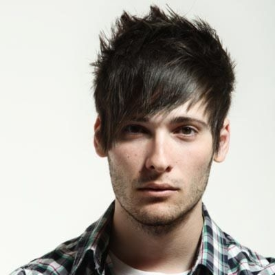 Awesome emo hair for guys intended for stylish and attractive short Short Emo Boy Hairstyles Ideas