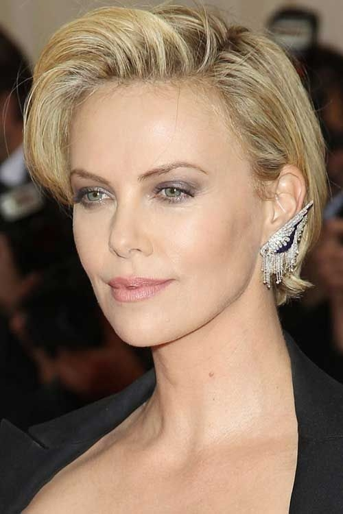 Awesome female celebrity quick haircuts 2014 2015 short hair Female Celebrities With Short Hair Styles Inspirations