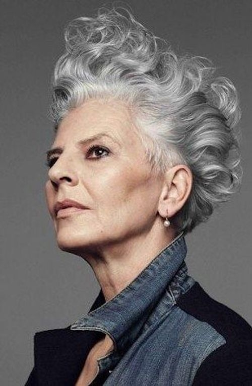 Awesome haircut ideas for grey and silver hair iles formula Short Haircuts For Silver Hair Ideas