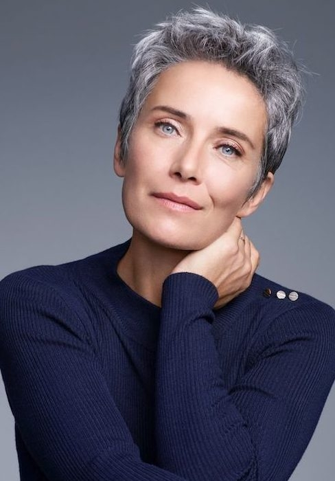 Awesome haircut ideas for grey and silver hair iles formula Short Haircuts For Silver Hair Inspirations