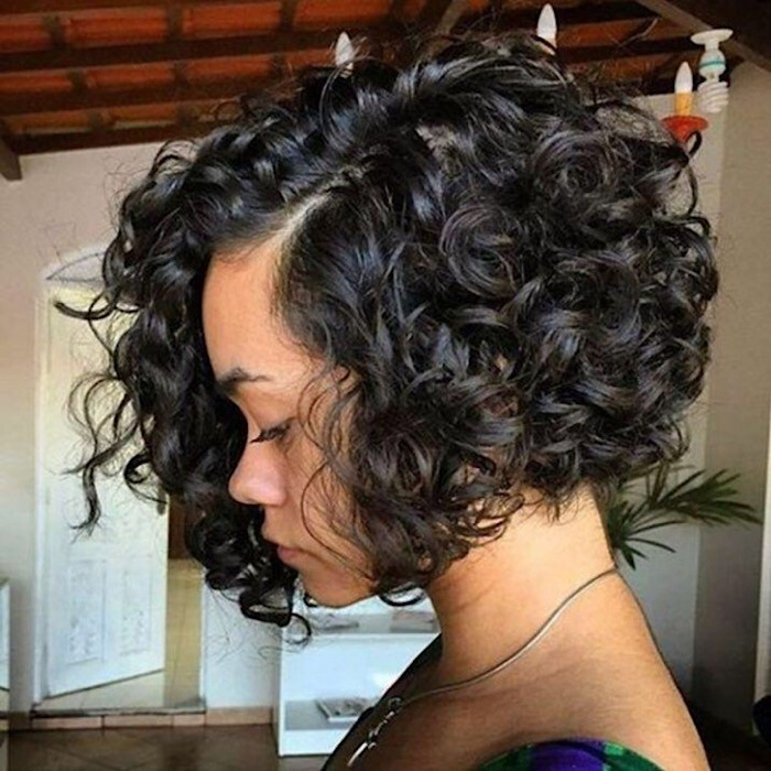 Awesome how to make thin curly hair look thicker naturallycurly Short Curly Fine Hair Styles Ideas