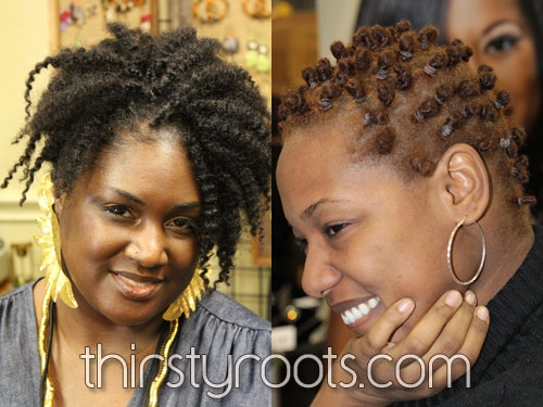 Awesome how to style natural african american hair Styling African American Hair Designs