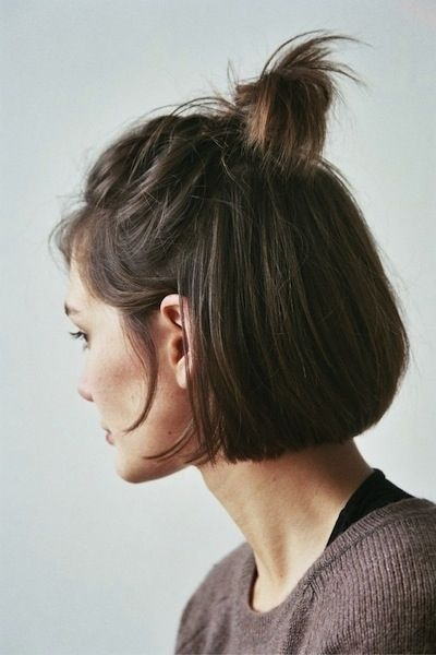 Awesome how to style short hair while youre growing it out short Hot To Style Short Hair Choices