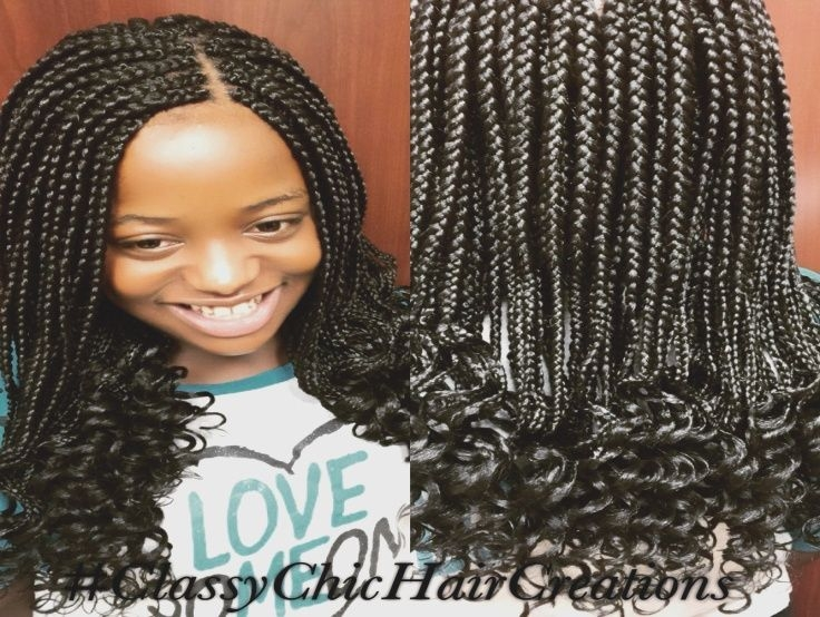 Awesome image result for box braids for 12 year olds kids Braided Hairstyles For Black 12 Year Olds Ideas