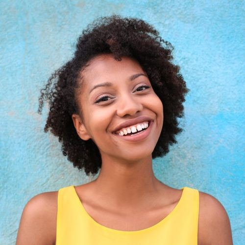 Awesome kinky curly hair 25 hairstyle ideas for your curls Short Haircut For Kinky Curly Hair Ideas