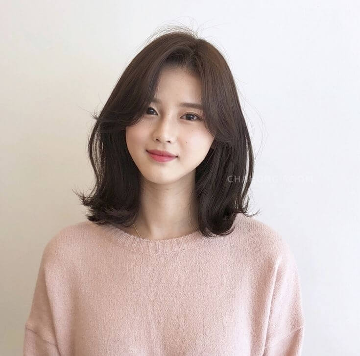 Awesome korean short haircuts for round faces 15 Short Hair For Round Face Asian Choices