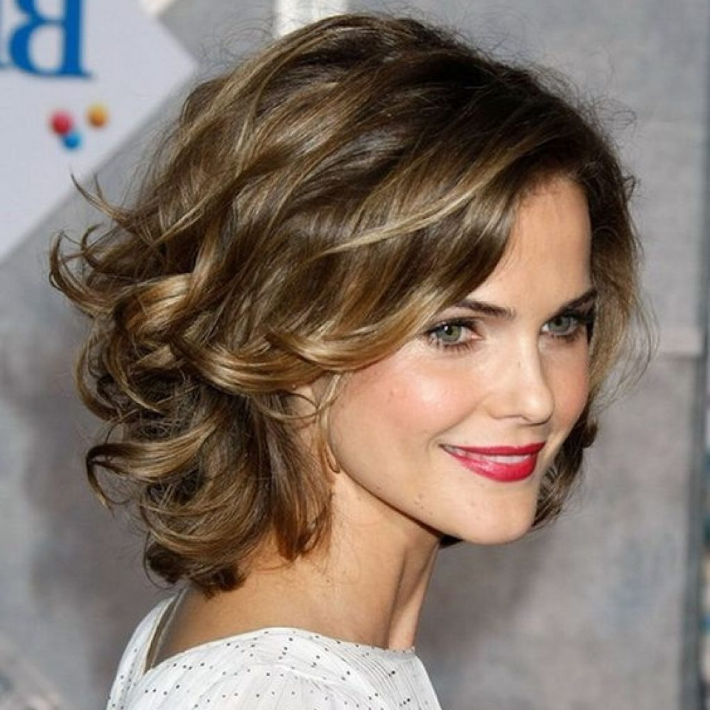 Awesome mother of the bride hairstyles for ba fine hair short Short Curly Hairstyles For Mother Of The Bride Inspirations