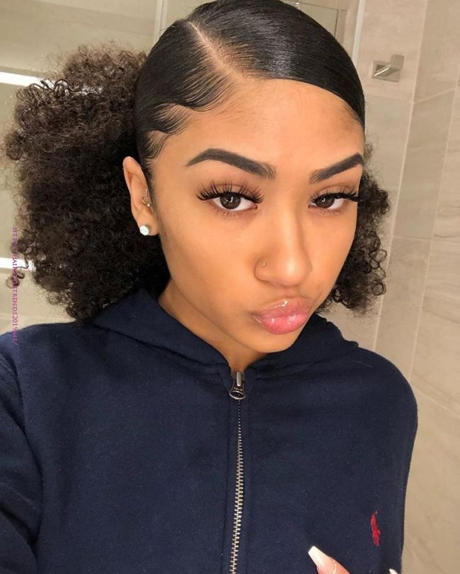 Awesome natural hair protective styles in 2019 pinterest hair Protective Hairstyles For Short Natural Hair Pinterest Ideas