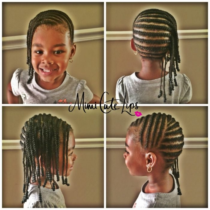 Awesome natural hairstyles for kids vol ii mimicutelips Natural Hair Braiding Styles For Kids Ideas