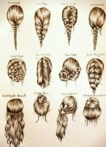 Awesome no hairstyle idea check out the tutorials and get inspired Easy Hairstyles For Long Hair No Braids Ideas