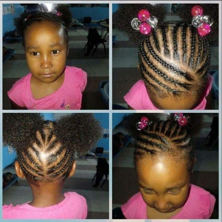 Awesome pin geraldine webster on kid braid styles hair styles Braiding Styles For Kids With Short Hair Ideas