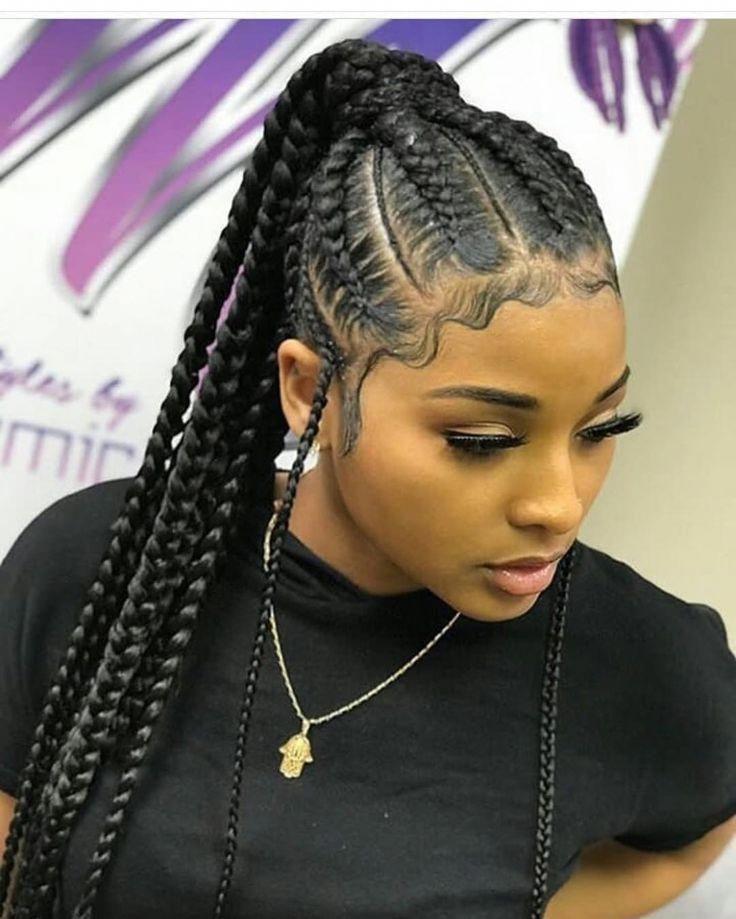 Awesome pin on box braids hairstyles Black Women Hairstyles Braids Ideas
