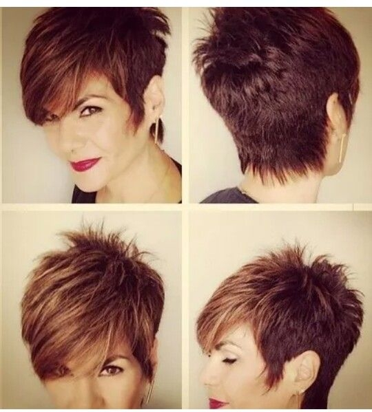 Awesome pin on cortes Short Neckline Haircuts Ideas