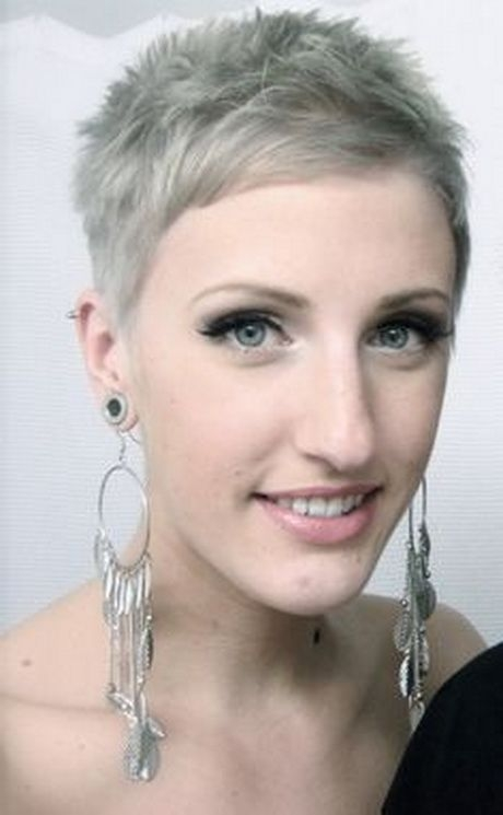 Awesome pin on haar en schoonheid Extreme Short Haircuts For Women Choices