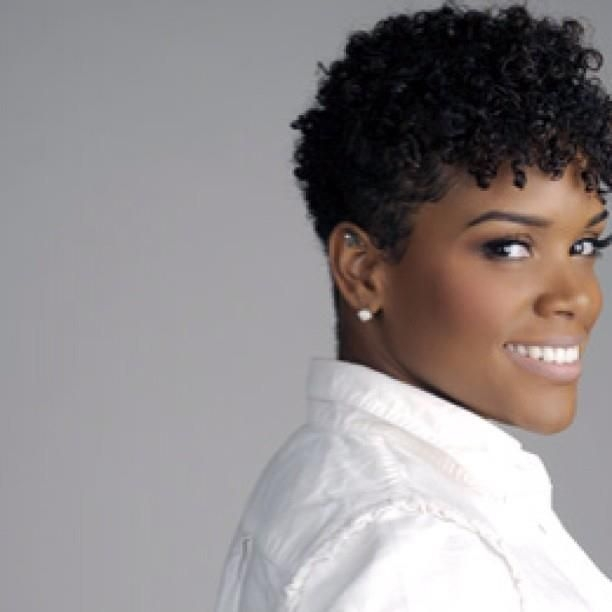 Awesome pin on hair beauty that i love Short Curly Black Hair Styles Choices