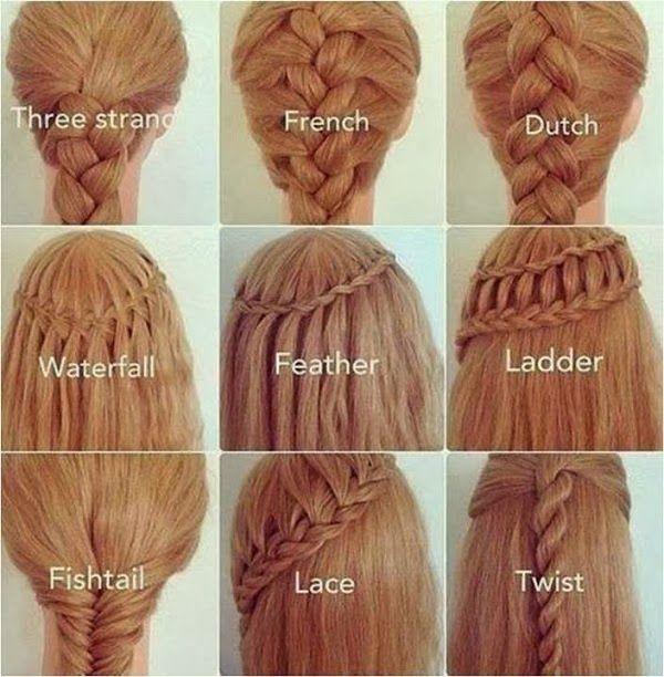 Awesome pin on hair braids Different Hair Braid Ideas Ideas