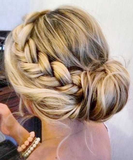 Awesome pin on hair Hair Up Braid Styles Choices