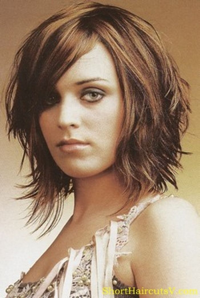 Awesome pin on hair ideas Haircuts For Women Short To Medium Length Choices