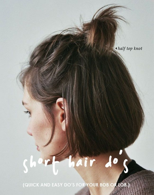 Awesome pin on hair Short Hair Quick Styles Inspirations
