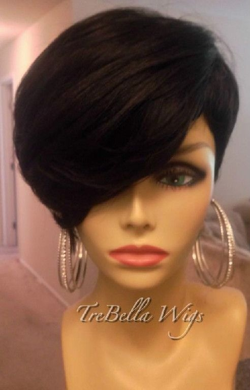 Awesome pin on hair Short Hair Styles Wigs Ideas