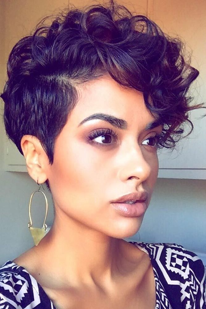 Awesome pin on hair Short Haircuts Black Female Inspirations