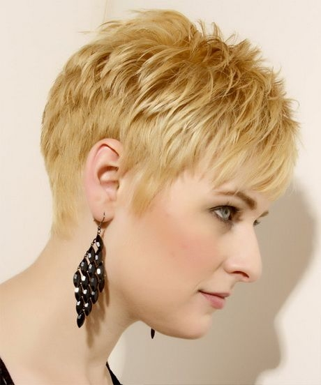 Awesome pin on hair Short Razored Haircuts Choices