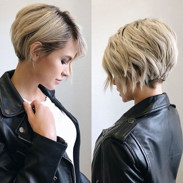 Awesome pin on hair Stylish Short Hair Styles Ideas
