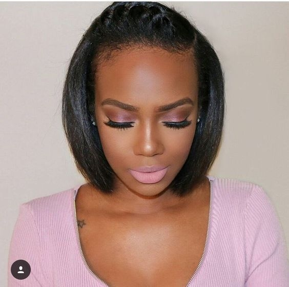 Awesome pin on hairstyle ideas Hairstyles For Medium Hair African American