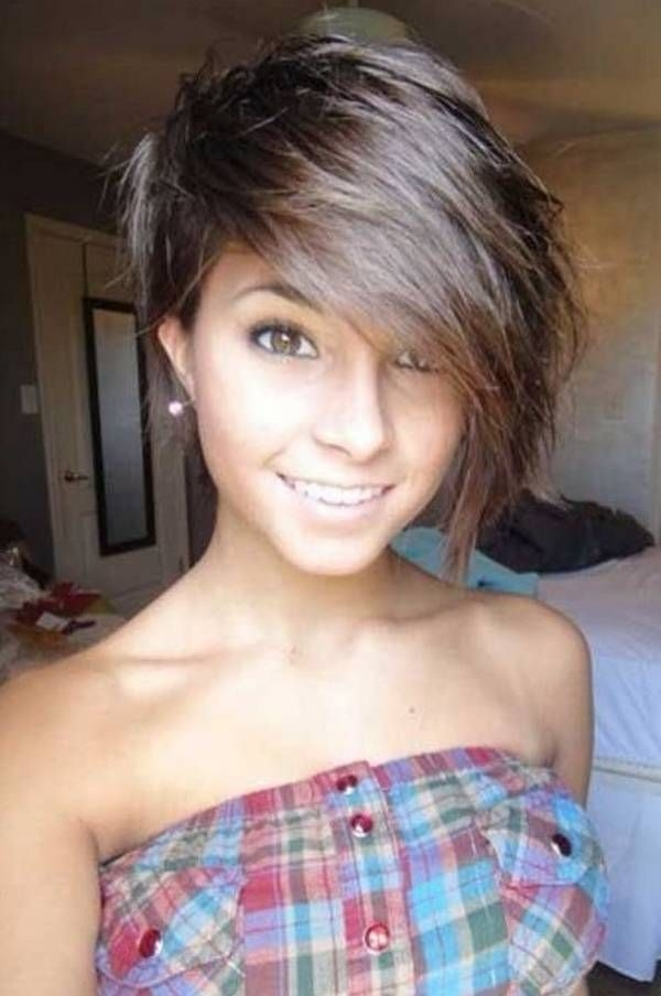 Awesome pin on my style Short Hair Styles For Teenagers Choices