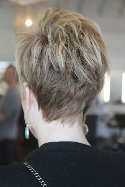 Awesome pin on my style Short Neckline Haircuts Choices