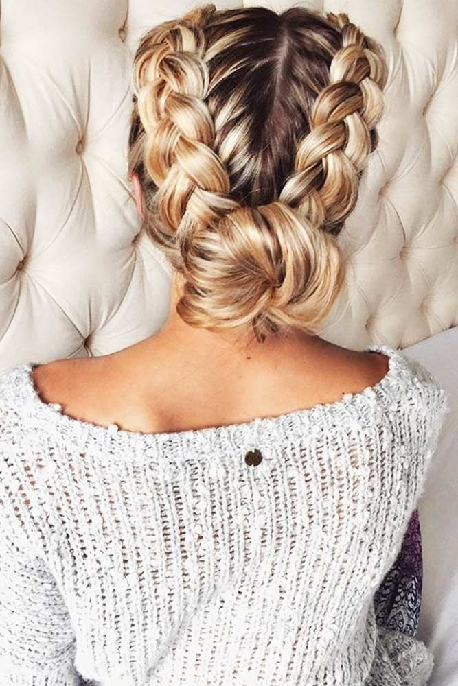 Awesome see our ideas of braid hairstyles for christmas parties Cool Braid Long Hair Choices