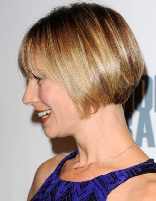 Awesome short bob haircuts with bangs for fine hair nice Short Bob Haircuts With Bangs For Fine Hair Ideas