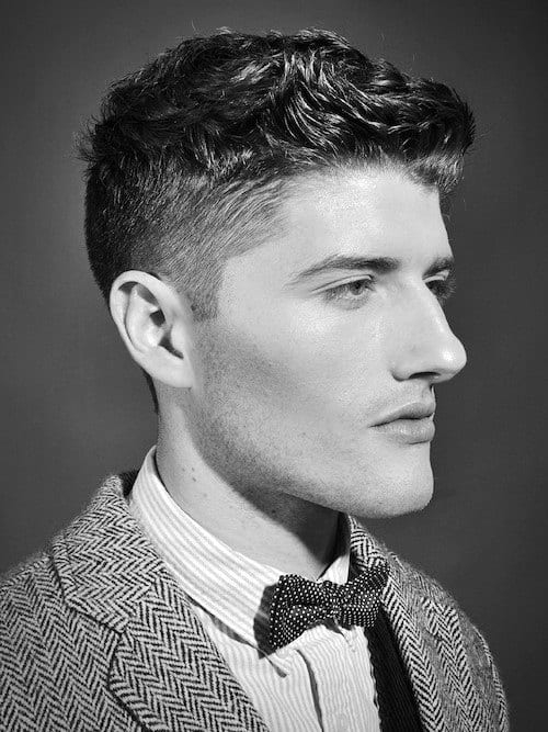 Awesome short curly hair for men 50 dapper hairstyles Hairstyle For Short Curly Hair Male Inspirations
