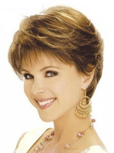 Awesome short feathered hairstyles for thick hair short feathered Short Feathered Hair Styles Ideas