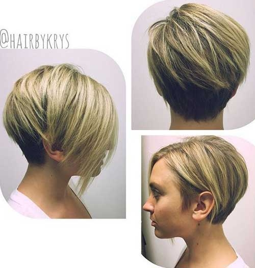 Awesome short hair ideas for round face Short Short Haircuts For Round Faces Ideas