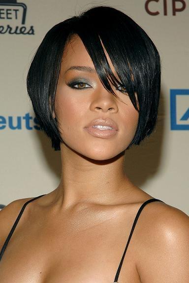 Awesome short hair styles rihanna short hairstyles Rihanna Short Hair Styles Inspirations
