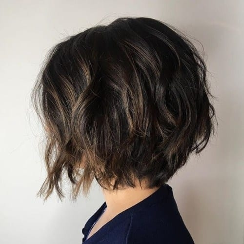 Awesome short haircuts ideas for thick wavy hair 55 Haircut Ideas For Short Thick Wavy Hair Choices