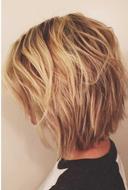 Awesome short layered bob pictures Pictures Of Short Layered Bob Haircuts Inspirations