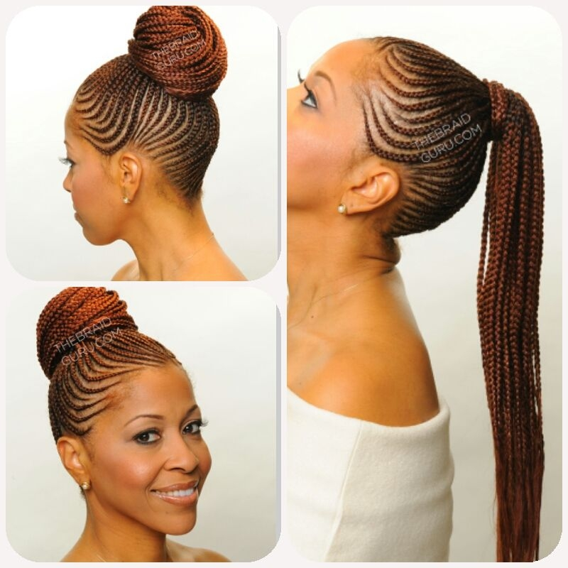 Awesome straightup plaiting straight up hairstyles african braids Braids Straight Up Hairstyles Choices