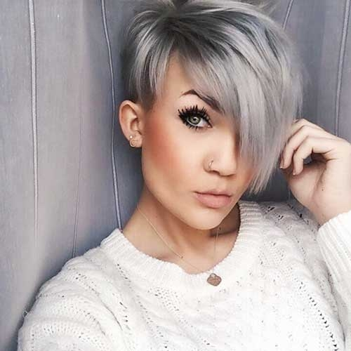 Awesome super asymmetrical haircut ideas for an appealing style Very Short Asymmetrical Haircuts Choices