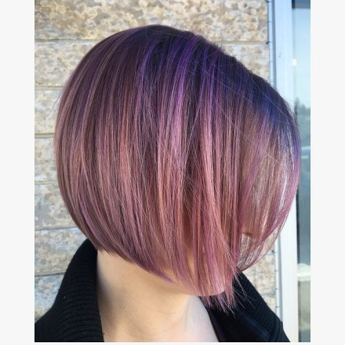 Awesome the 15 best short hairstyles for thick hair trending in 2020 Short Haircuts With Bangs For Thick Hair Inspirations