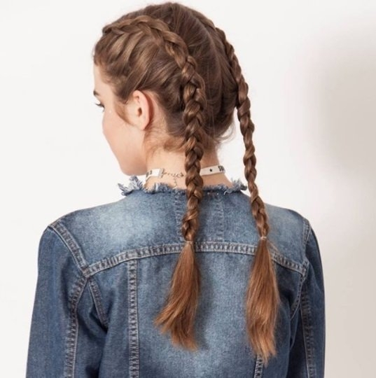 Awesome thin hair hacks 8 easy hairstyles for fine hair types French Braid Hairstyles For Thin Hair Inspirations