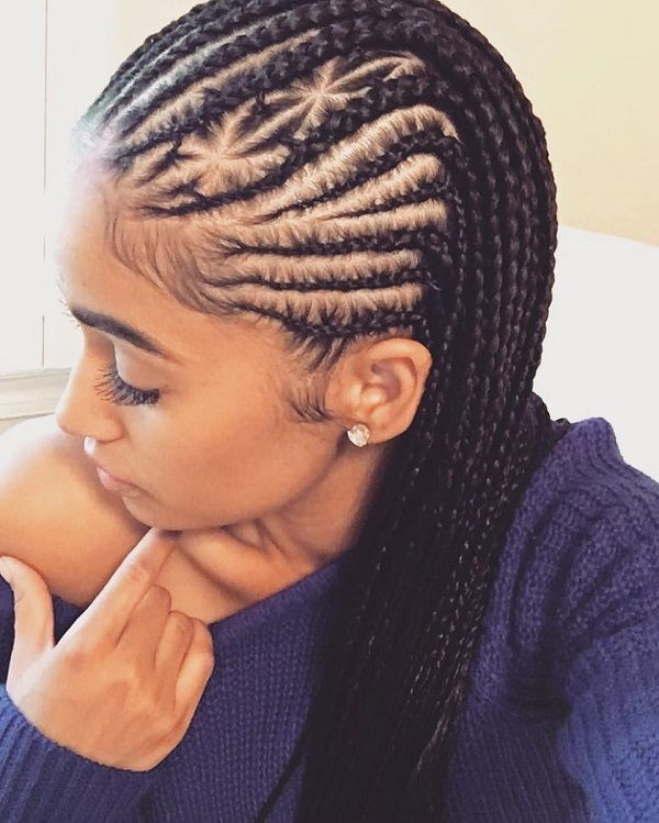 Awesome wordpress installation natural hair styles hair styles French Braided Hairstyles For African Americans