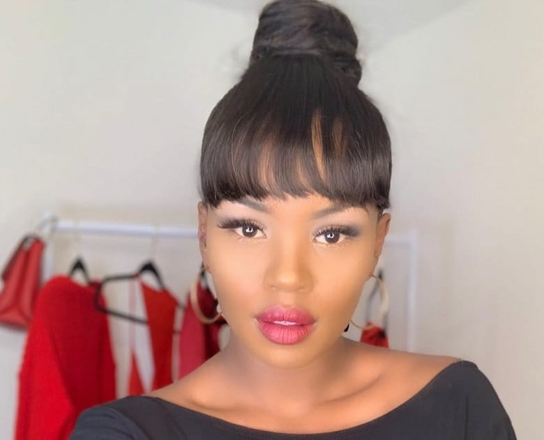 Best 10 fabulous ponytail hairstyles with bangs for black women African American Ponytail Hairstyles With Bangs Designs