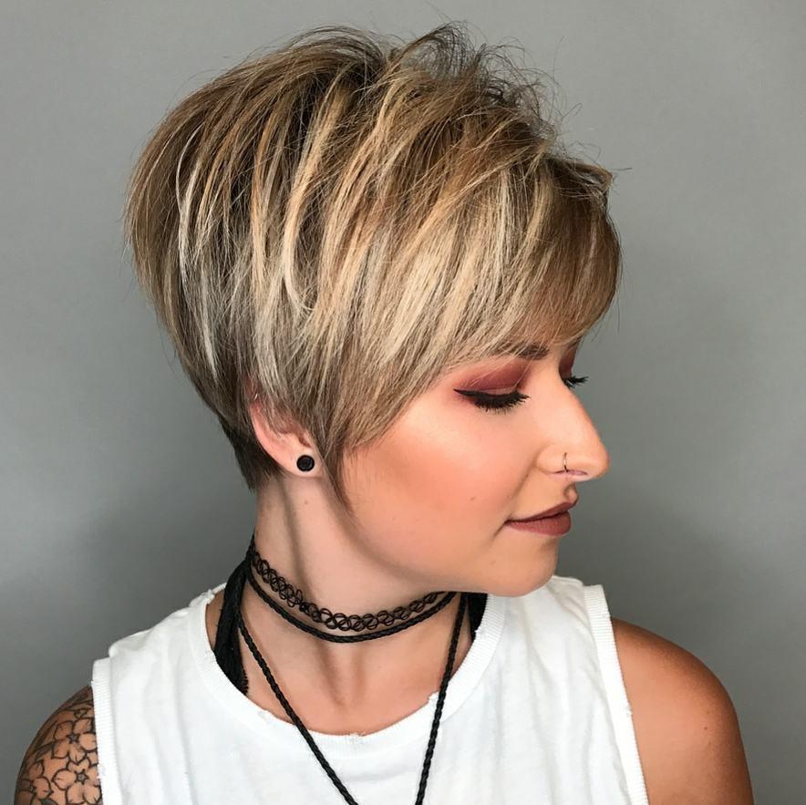 Best 10 hi fashion short haircut for thick hair ideas 2020 Modern Short Haircuts For Thick Hair Choices
