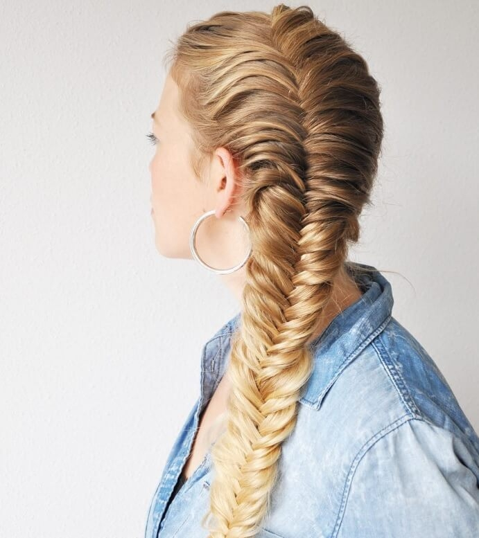 Best 10 prettiest french plait hairstyles to try out now French Hair Braiding Styles Inspirations