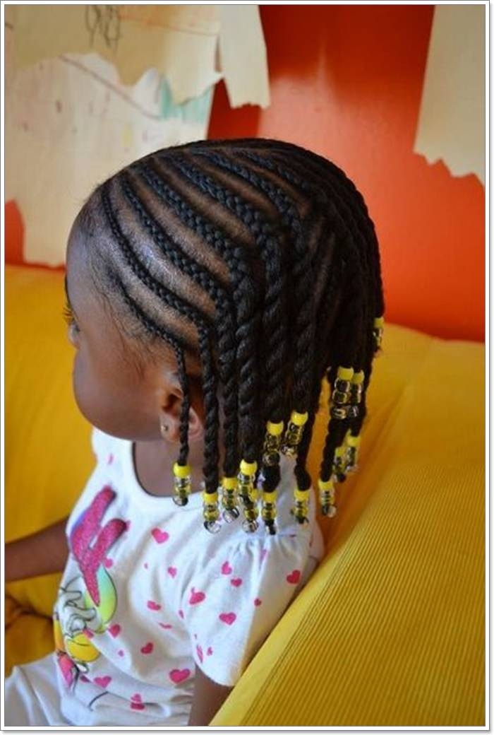 Best 103 adorable braid hairstyles for kids Simple Braided Hairstyles For Toddlers Ideas
