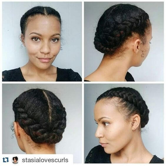 Best 13 trendy transitioning hairstyles for short hair the Quick Styles For Short Transitioning Hair Ideas
