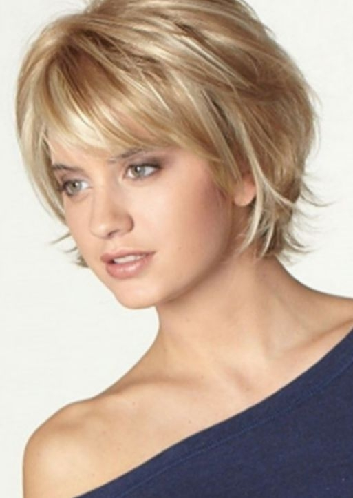Best 14 hairstyles for medium length hair with layers short Modern Short Haircuts For Thick Hair Inspirations